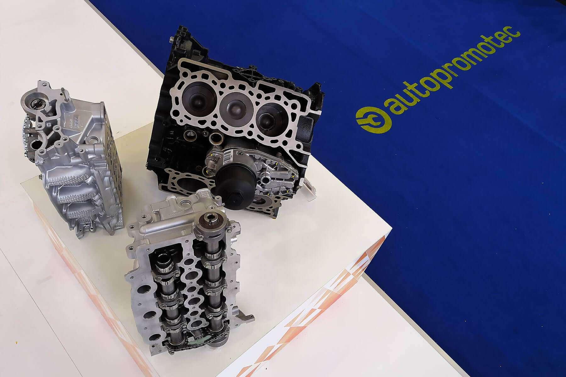 Autopromotec 2019 Engines Automotive Equipment
