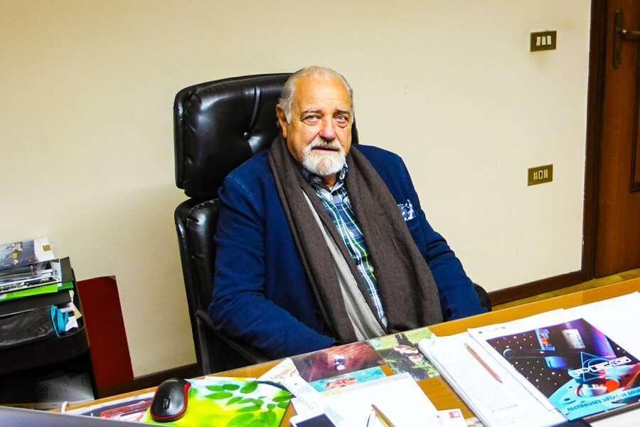 Il titolare di Rossi & Kramer – PEG, il Dottor Antonio Daminato