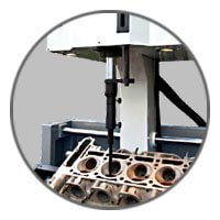Carmec VGP 1200 - Upper hydraulic piston
