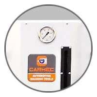 Carmec VGP 1200 - Pressure gauge